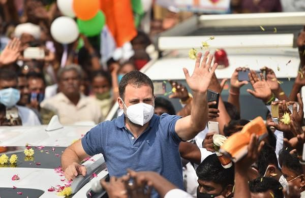Tractor parade: Violence is not the answer, says Rahul Gandhi