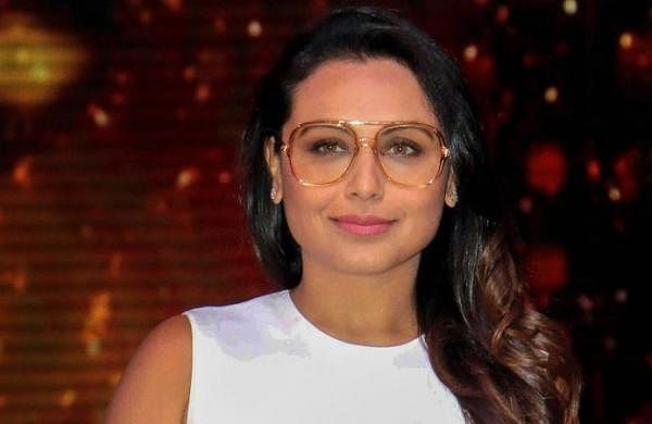Fortunate to get projects that had strong female protagonists: Rani Mukerji