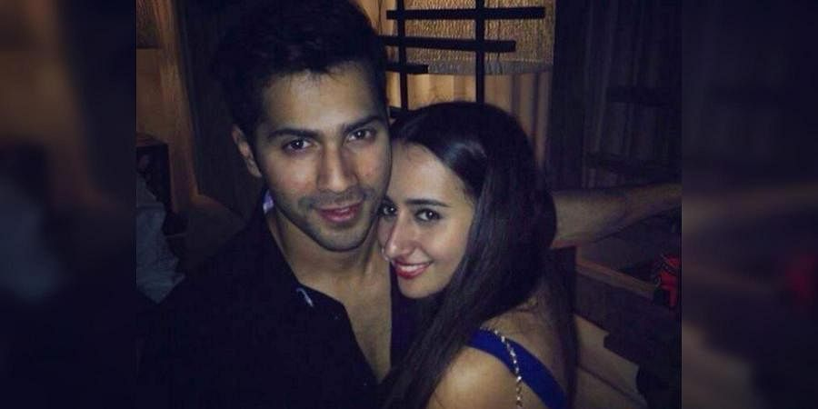 Varun Dhawan, Natasha Dalal to tie the knot today- The New Indian Express