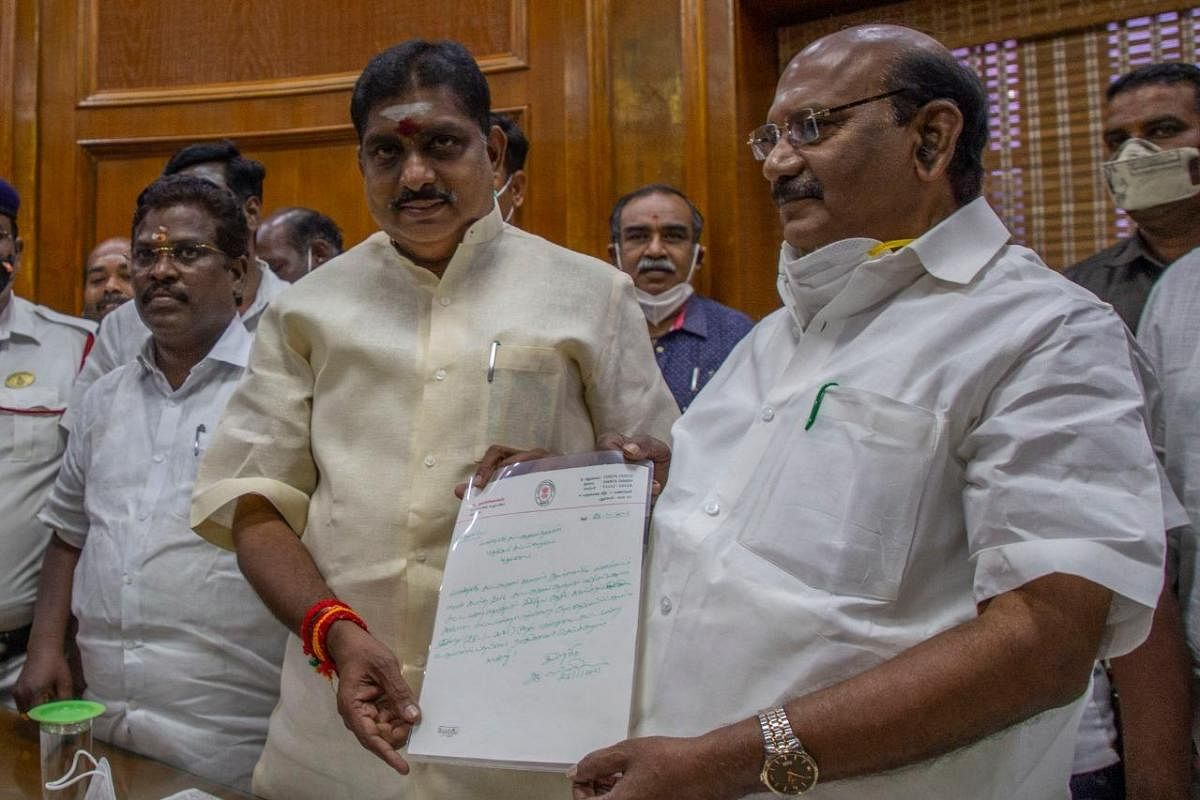Setback to Congress in Puducherry as PWD Minister Namassivayam, MLA resign,  set to join BJP- The New Indian Express