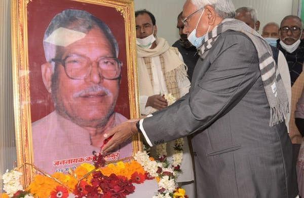Bihar political parties demand Bharat Ratna for Karpoori Thakur