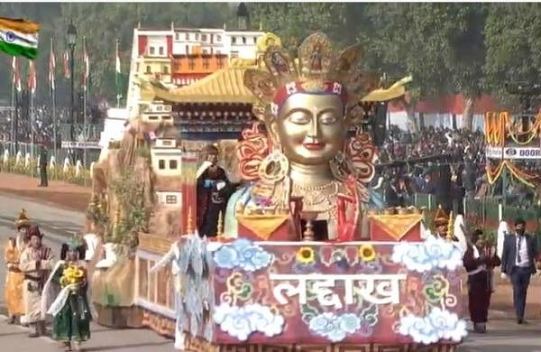First-ever tableau of Ladakh features in Republic Day parade