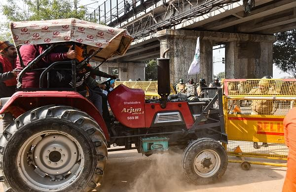 Farmers' union calls meeting to discuss violence during tractor parade in Delhi