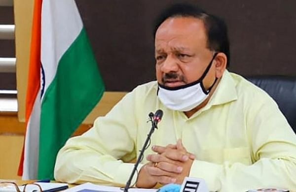 No death has occurred due to Covid-19 vaccination, says Harsh Vardhan
