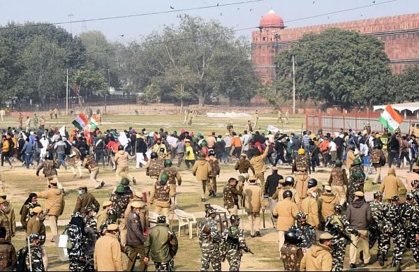 Republic Day violence: Police files supplementary charge sheet against Deep Sidhu, others