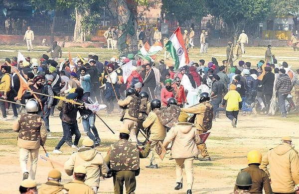 Tractor parade: Samyukta Kisan Morcha blames others for parading trouble