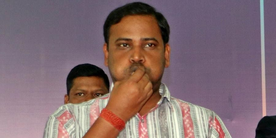 Tusharkanti Behera, Minister for Sports and Youth Services, Odisha
