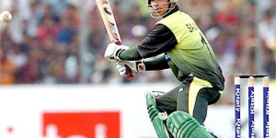 Zee: Even if T20 existed before 2005, it was Zee's Indian Cricket League in 2005 that really forced the BCCI's hand in bringing the IPL. In picture, Pakistan Imran Farhat playing in Indian Cricket League. (File Photo | PTI)