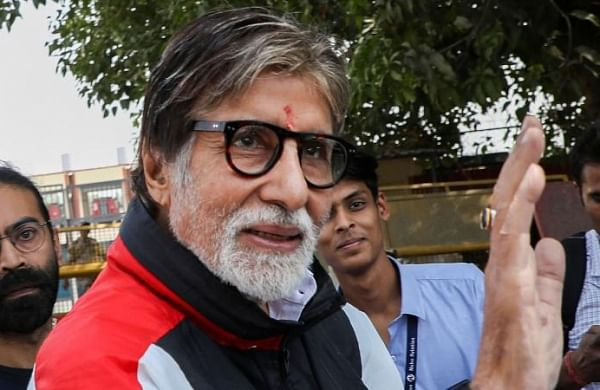 Amitabh Bachchan expresses nervousness as he begins filming for Ajay Devgn's 'Mayday'