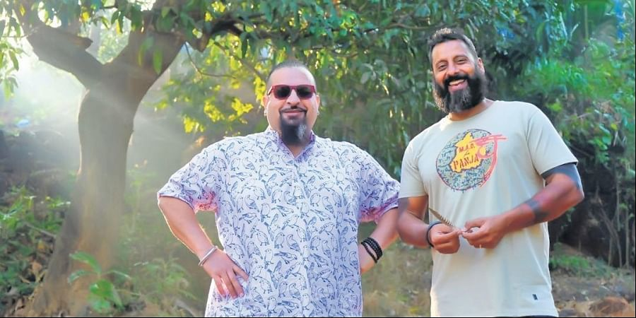 Rocky Singh and Mayur Sharma are out with a new TV series, Goan Gullies.