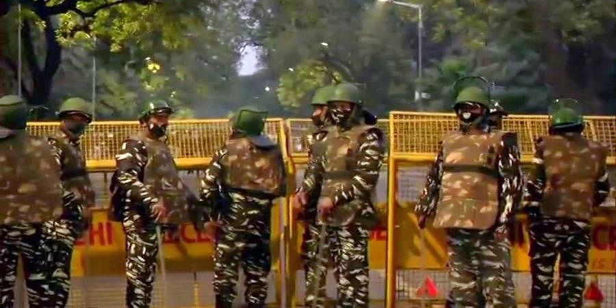 A low-intensity explosion happened near the Israel Embassy in New Delhi.
