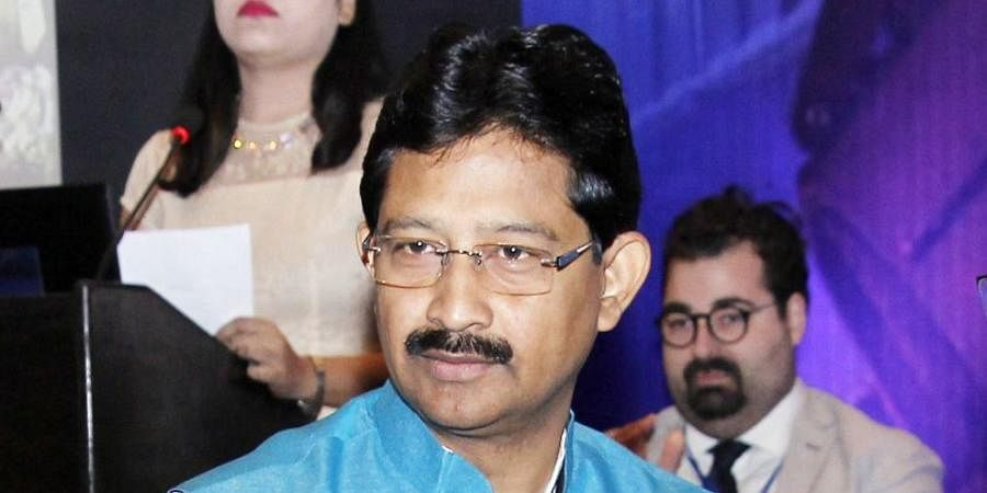 West Bengal Forest Minister Rajib Banerjee
