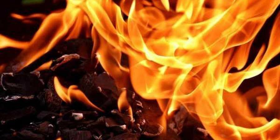 Burning, Fire