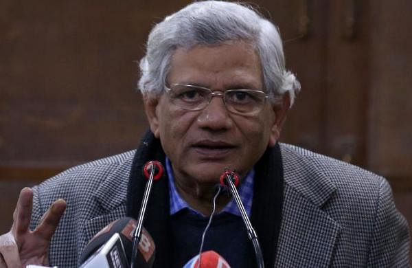 Motera Stadium: Yechury joins meme fest, says it's a 'pawri' of cronies