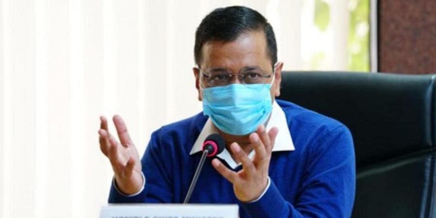 Delhi Chief MinisterArvind Kejriwal