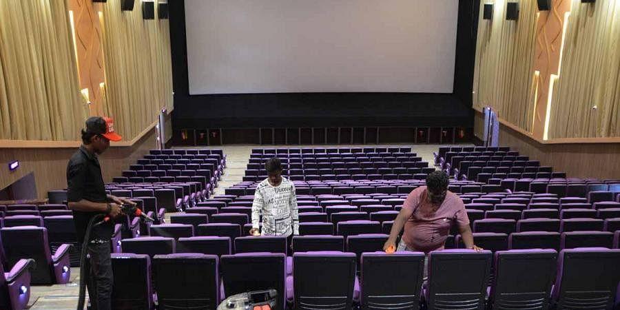 Cinema hall, movie theatre