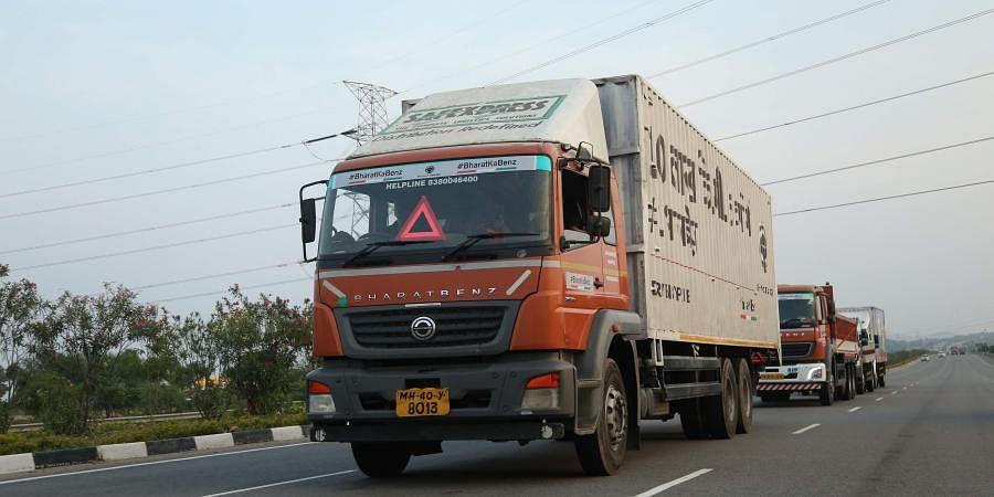 Bharat Benz trucks, Daimler India Trucks