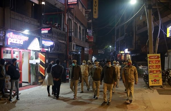 Delhi cops targetting youth from Punjab: Akali outfit