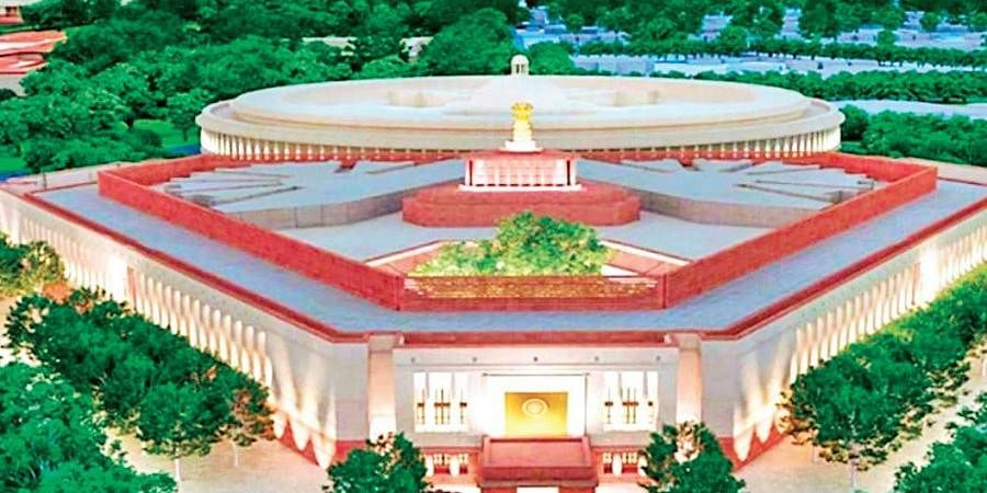 Central Vista project: Construction of PM's residence to be completed by  December 2022- The New Indian Express