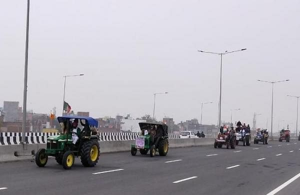 Farmer unions build up for Republic Day tractor parade with village-level rallies