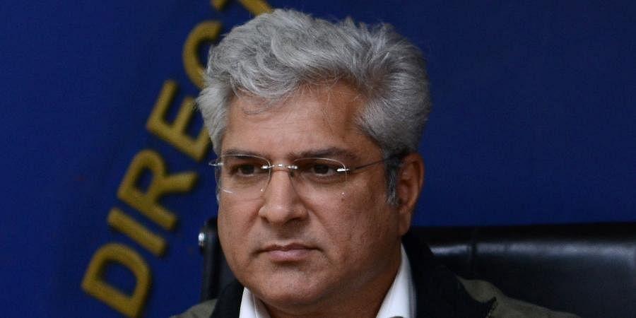 Delhi Transport Minister Kailash Gahlot