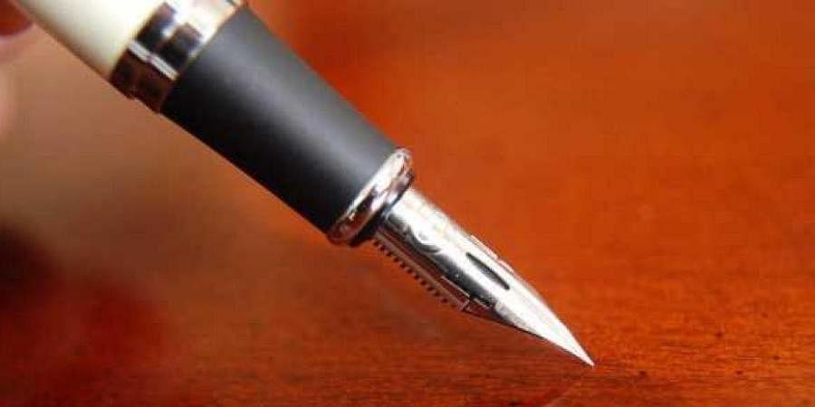 Pen, Scribe