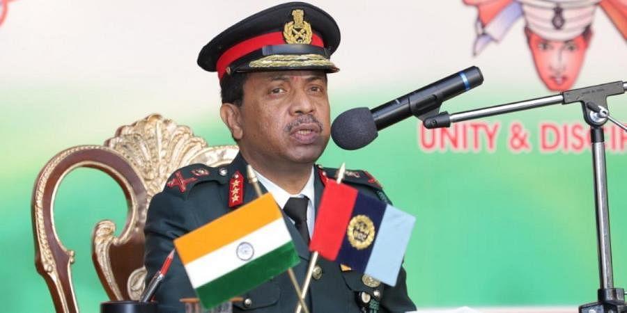 National Cadet Corps chief Lt Gen Tarun Kumar Aich