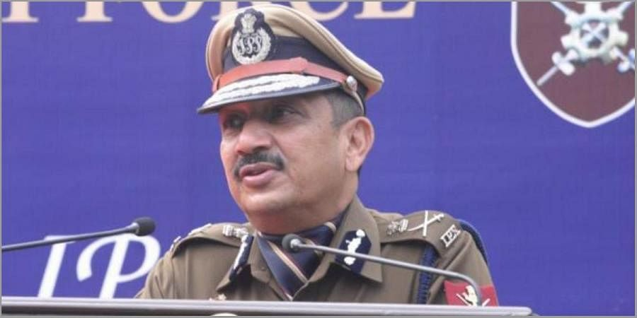 Newly-appointed CISF DG Subodh K Jaiswal