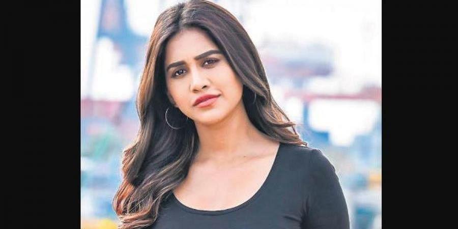 Telugu star Nabha Natesh