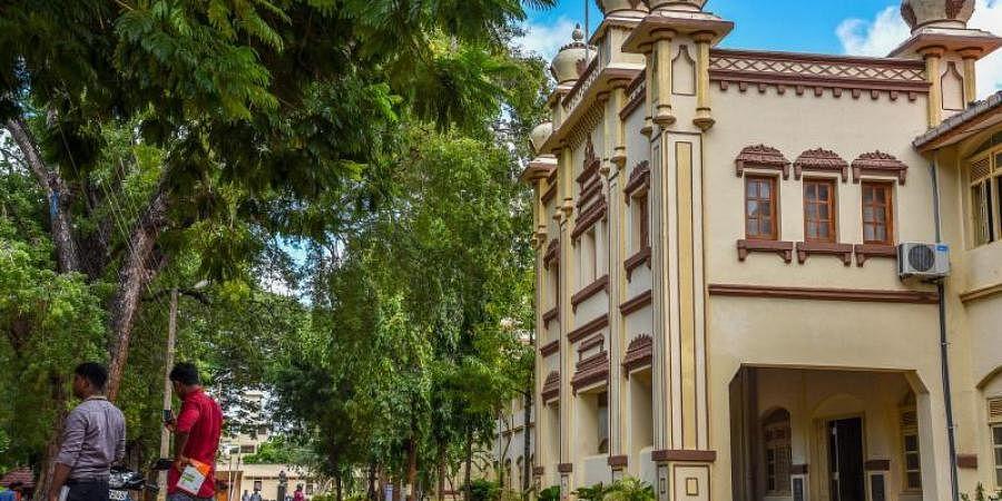 A view of University of Jaffna in Sri Lanka