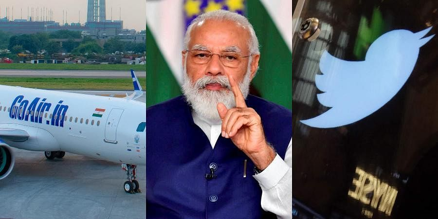 GoAir sacked a senior pilot for his remarks on PM Narendra Modi.