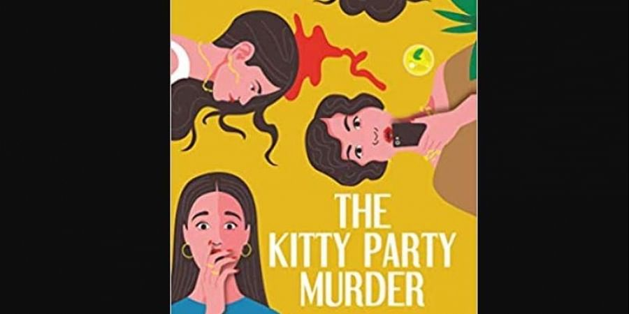 Kiran Manral is the author of The Kitty Party Murder