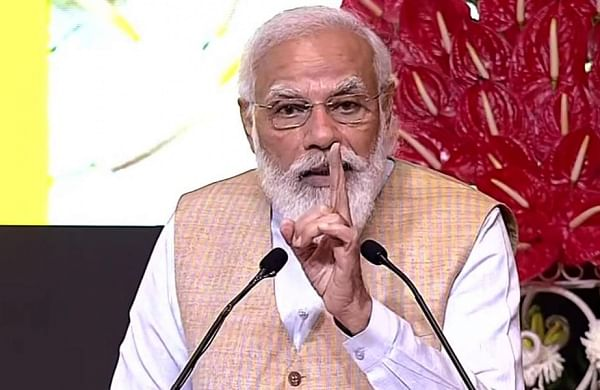 We have established faith among people that it is possible to fight corruption: PM Modi