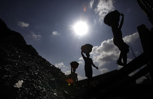 Centre to increase coal production to twomillion tonnes per day in week's time to meet demands