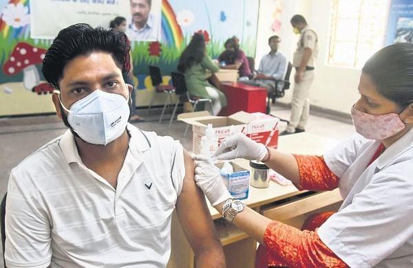 Over 97.79 crore Covid vaccine doses provided to states, UTs: Centre