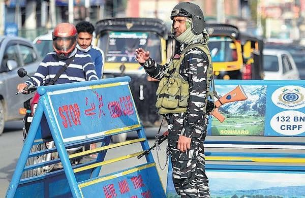 Game has just begun in J&K, warns new terror outfit'Resistance Front'