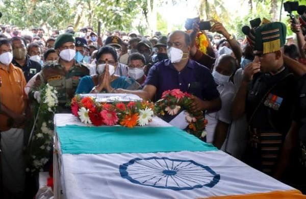 Families of Poonch martyrs united in grief