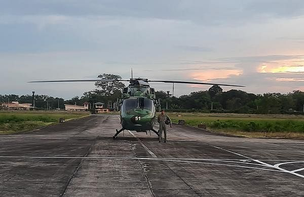 Army raisesnew Aviation Brigade to assist troops at LAC
