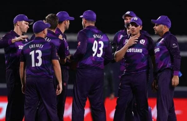 T20 World Cup: Scotland win toss, elect to bat against PNG