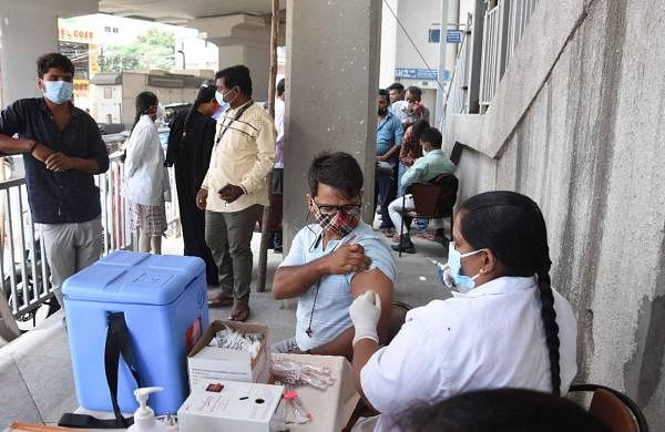 Active Covid cases lowest in 221 days;13,596 newcases in 24 hours