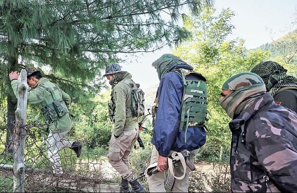 People asked to stay indoors as anti-terror operation enters day 9 in Poonch-Rajouri forest