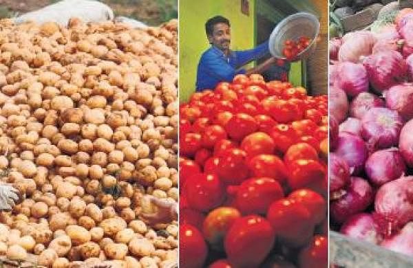 High fuel rates, rain make vegetables prices go north across states