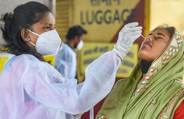 India sees over 18,000new COVID-19 cases, 160 deaths