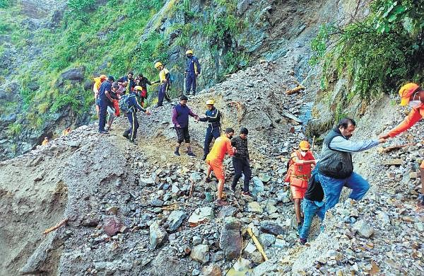 Uttarakhand toll at 55, rescue ops pick up speed