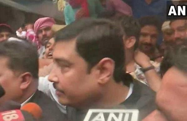 BSP MP Atul Rai booked under Gangster Act
