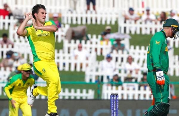 ICC T20 World Cup: Australian bowlers find form to restrict South Africa to118/9