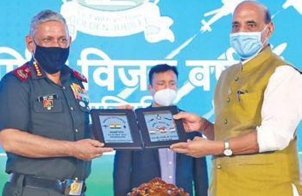 India's integrated defence command in final stage
