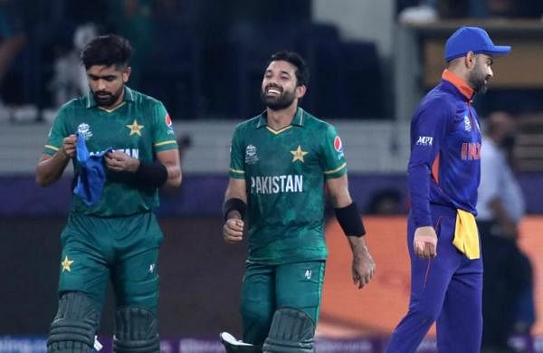 T20 World Cup 2021: In a first in WC match, Pakistan thrash India by 10 wickets