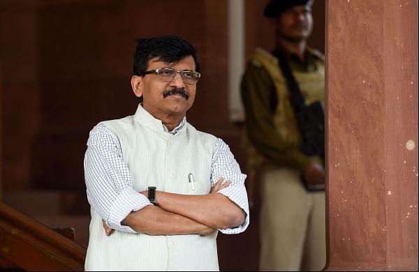 Rajya Sabha MP Sanjay Raut labels 100 crore vaccination doses claim 'false', says 'will give proof'