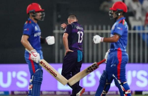 T20 World Cup 2021: Power-hitting batters steer Afghanistan to 190/4 against Scotland